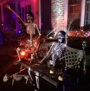 Ideas diy para decorar tu casa en halloween for Ferrokey jardin 2016