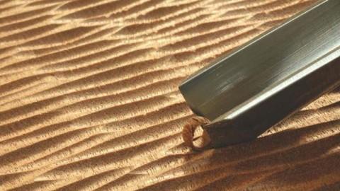 12 texturas DIY para grabar sobre madera