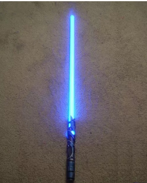 espada laser diy star wars