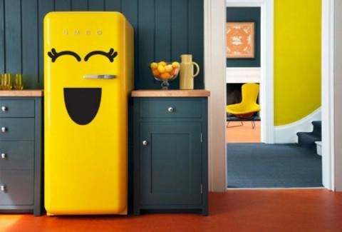 Crea un frigorífico DIY único