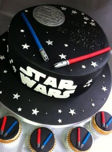tarta DIY Star Wars
