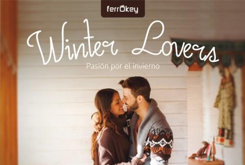 Catálogo Calefacción 2016 ferrOkey «Winters´s  Lovers»