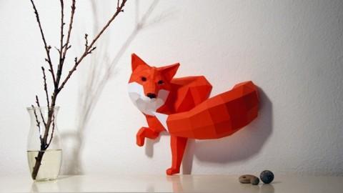 Un Zoo de papel DIY en casa