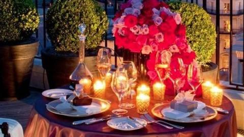 Cena romántica de San Valentín DIY (Parte 1)