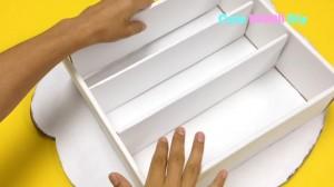 Caja pared Kawaii DIY