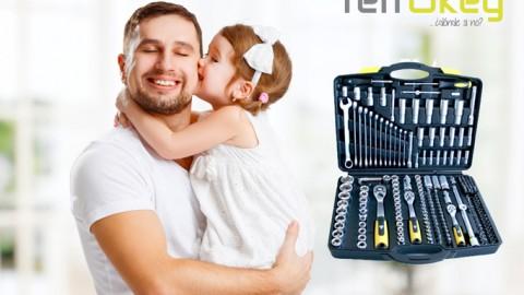 Concurso Papá manitas Día del padre