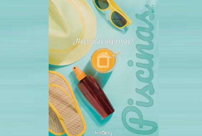 Catálogo PISCINAS 2017 ferrOkey