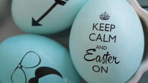 +20 Huevos de Pascua Semana Santa DIY