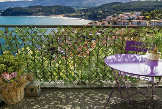 Confort y privacidad para tu casa con las vallas cerramientos y ocultaci n ferrokey - Ocultacion para jardin ...