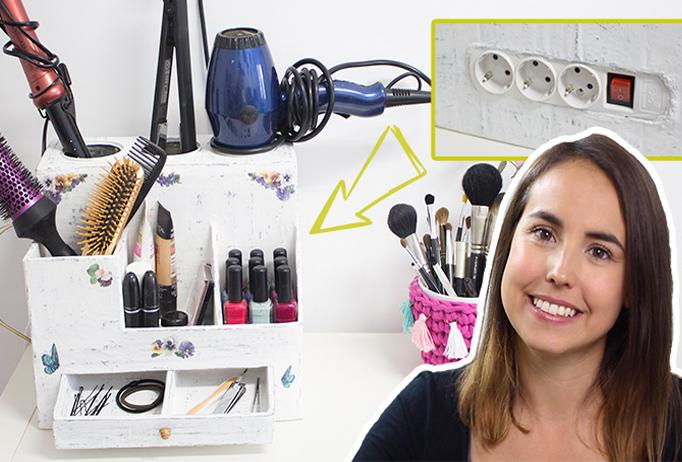 SORTEO 'Organizador de belleza DIY #DíadelaMadre' ferrOkey