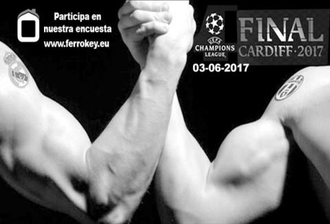 VOTA Y GANA ¿Quién será el campeón de la Champions League 2017?