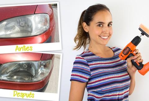 Pon tu coche a punto – Cómo pulir los faros del coche DIY