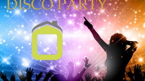 Llena tu fiesta de luces con esta Lámpara giratoria fiesta DIY-Hazlo tú mismo (Parte 1)