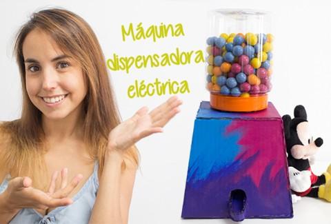 Máquina de caramelos eléctrica DIY-Hazlo tú mismo