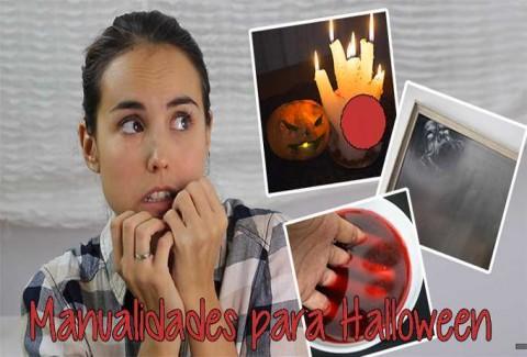 Siembra el terror en casa con estos ideas de decoración Halloween 2017
