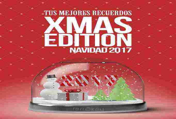 Catálogo de Navidad ferrOkey 2017