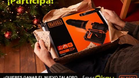 Sorteo Navidad Black+Decker:  Si puedes imaginarlo, puedes hacerlo