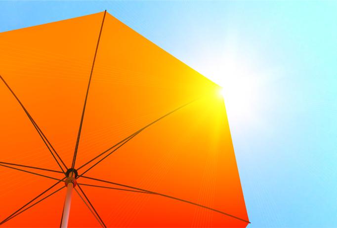 oferta parasoles y sombrillas ferrokey