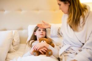 ¿Resfriado Apunta estos 4 trucos DIY-Hazlo tú mismo para cuidar niños