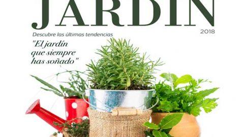 Catálogo Jardín 2018 'El jardín que siempre has soñado'