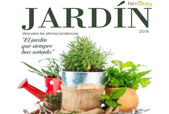 Catálogo Jardín 2018