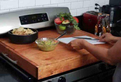 Crea tu propia tabla de cortar para cocina DIY – Hazlo tú mismo