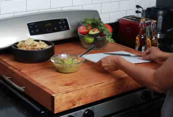 Crea tu propia tabla de cortar para cocina diy hazlo t - Crea tu cocina ...