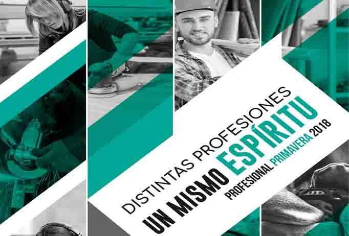 Catálogo Profesional Primavera 2018