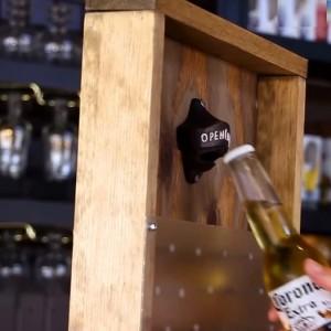 Oktoberfest 2017 Juego Plinko cerveza DIY