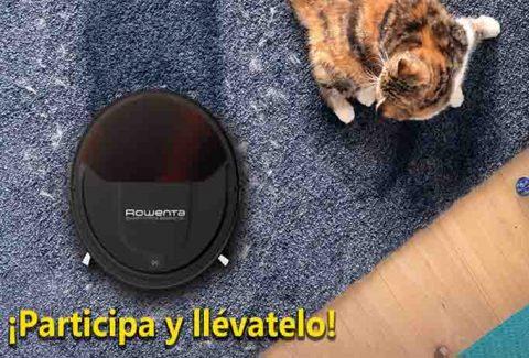 Sorteo Rowenta ¡Tu casa impecable con el mínimo esfuerzo conSmart Force Essential de Rowenta!