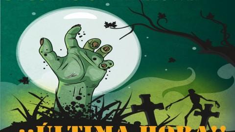 Decoración última hora Halloween