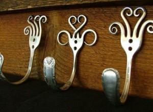 +10 trucos e ideas con tenedores DIY - Hazlo tú mismo