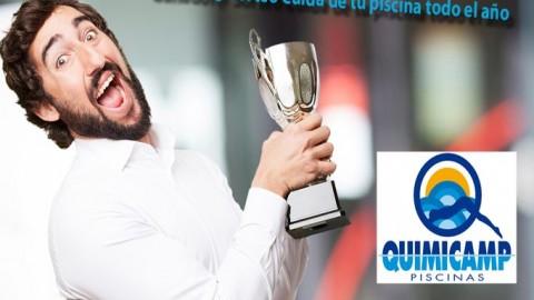 Ganador Sorteo Cuida de tu piscina todo el año con Quimicamp