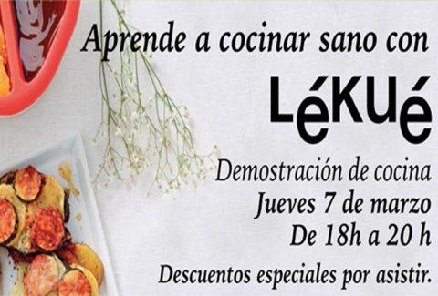 No te pierdas el Show Cooking de Lékué en ferrOkey Móstoles