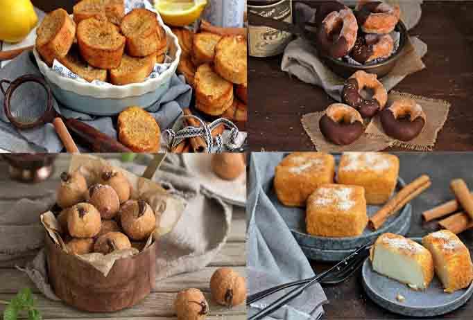 Cocina fácil en Pascua con estas 5 recetas de siempre