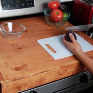 Crea tu propia tabla de cortar para cocina DIY - Hazlo tú mismo