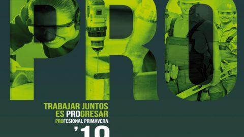 Catálogo Profesional Primavera 2019