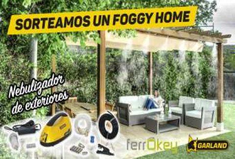 Sorteo Refresca tu verano con el nebulizador Foggy Home Garland
