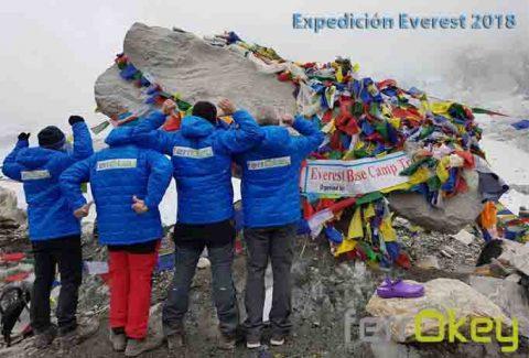 Vicente Galiano lleva a ferrOkey hasta el Everest (1ª Parte)