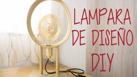 Lámpara de diseño Low Cost | Como doblar madera DIY – Hazlo tú mismo