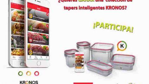 Sorteo controla la caducidad de tu comida y no desperdicies con Kronos de TATAY