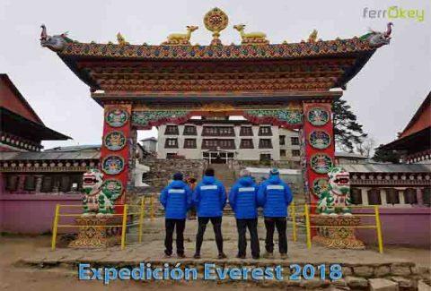 Vicente Galiano lleva a ferrOkey hasta el Everest (2ª Parte)