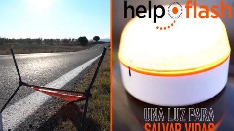 Mejora la seguridad de tu coche con la luz de emergenciaHelp Flash