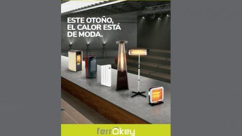 Catálogo calefacción 2019 «Este otoño el calor está de moda»