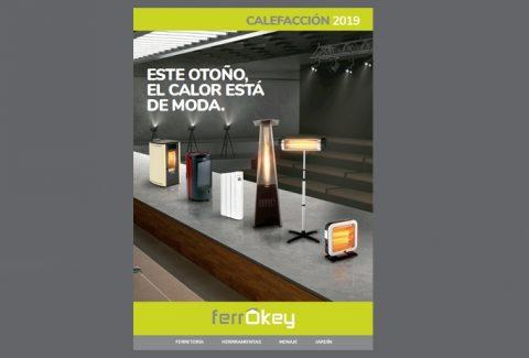 """Catálogo calefacción 2019 """"Este otoño el calor está de moda"""""""