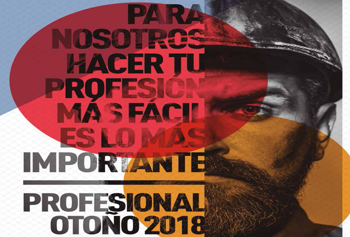 Catalogo profesional Otoño 2018