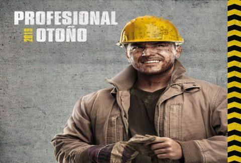 """Catálogo profesional otoño 2019 """"Pasión por un trabajo bien hecho"""""""