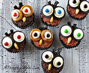 cupcakes y dulces HalloweenDIY-Hazlo tu mismo