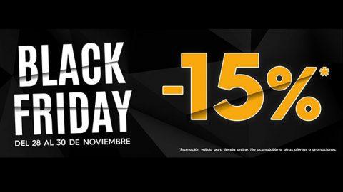 ¡Comienza la cuenta atrás para el Black Friday!