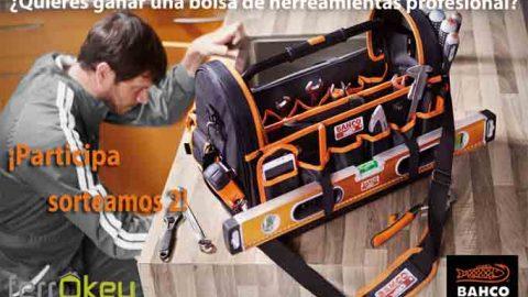 Sorteo Consigue la caja de herramientas perfecta con Bahco